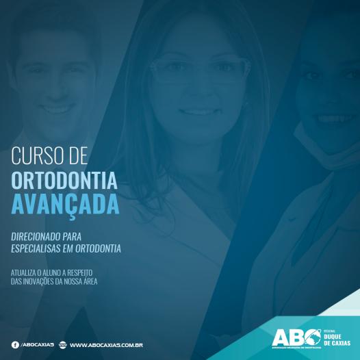 CURSO DE ORTODONTIA AVANÇADA