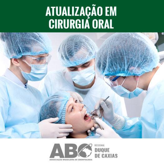 ATUALIZAÇÃO EM CIRURGIA ORAL